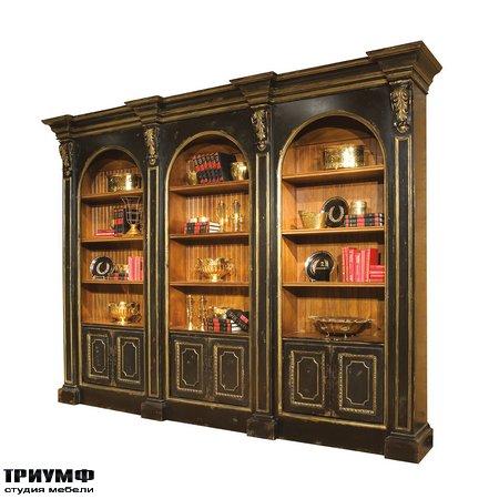 Американская мебель Habersham - Traverser Bookcase