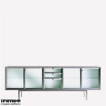 Итальянская мебель Driade - Комод в стекле