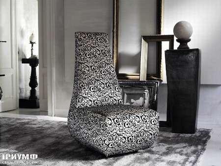Итальянская мебель Noir Cattelan Italia - Кресло Charlotte