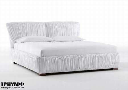 Итальянская мебель Orizzonti - кровать Plisse