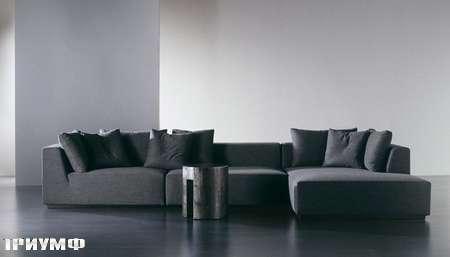 Итальянская мебель Meridiani - угловой диван Lewis