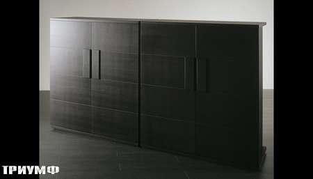 Итальянская мебель Meridiani - шкаф для спальни Nolte