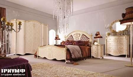 Итальянская мебель Signorini Coco - royal кровать Art. 6012/L