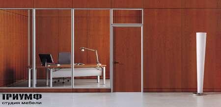 Итальянская мебель Frezza - Кабинет  руководителя, коллекция Areaplan