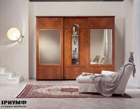 Итальянская мебель Carpanelli Spa - Шкаф с нишей AR08