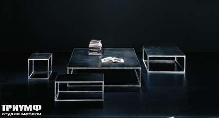 Итальянская мебель Baxter - Стол журнальный Trinity