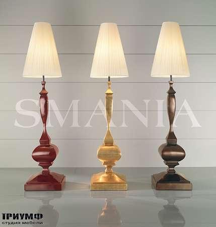 Итальянская мебель Smania - Торшер Virginia