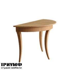 Итальянская мебель Morelato - Полукруглая консоль кол. Biedermeier