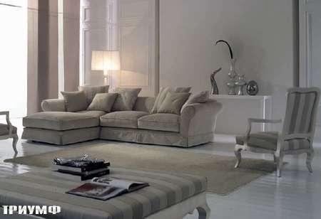 Итальянская мебель Valmori - диван Bellagio