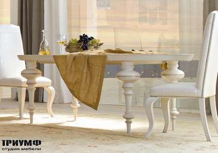 Итальянская мебель Luciano Zonta - Giorno Tavoli стол Butterfly