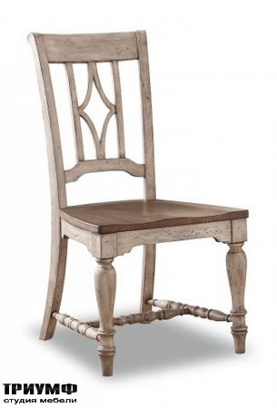 Американская мебель Flexsteel - Plymouth Dining Chair