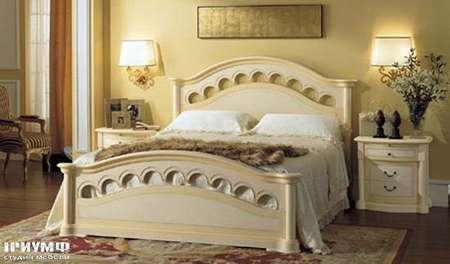 Итальянская мебель Ferretti e Ferretti - Кровать классическая двухспальная, harmony
