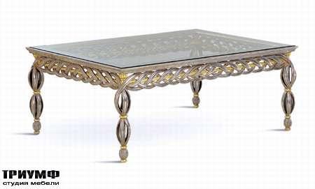 Итальянская мебель Chelini - стол арт FTBC 820