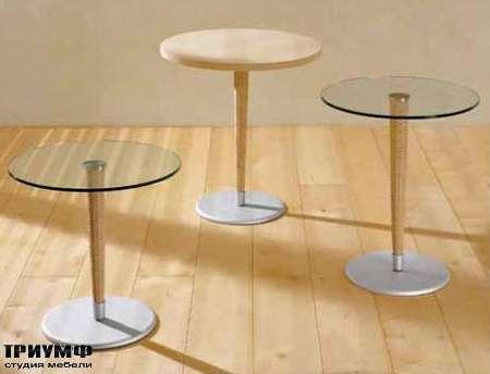Итальянская мебель Varaschin - столик Nuralta Nura