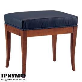 Итальянская мебель Morelato - Табурет квадратный кол. Biedermeier