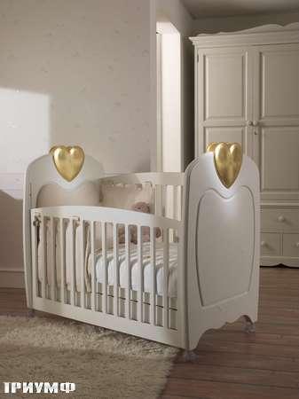 Итальянская мебель De Baggis - Кровать детская L0450