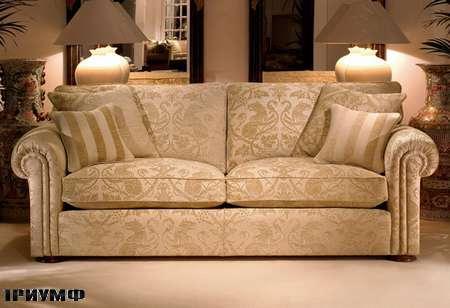 Английская мебель Duresta - диван WALDORF
