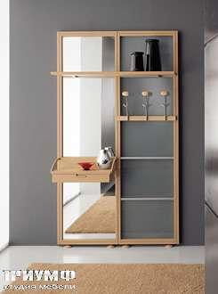 Итальянская мебель Longhi - прихожая Quinta