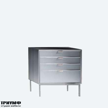 Итальянская мебель Driade - Тумба-кассетник
