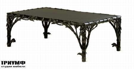 Итальянская мебель Chelini - стол арт FTBL 687