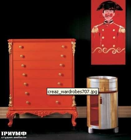 Итальянская мебель Creazioni - Комод creaz_wardrobes707