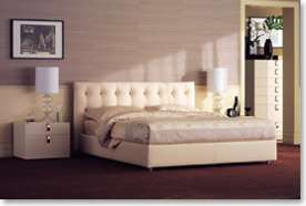 Итальянская мебель Flou - кровать relais