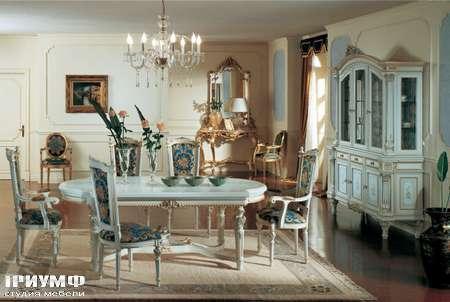 Итальянская мебель Silik - Стол овальный Artemide