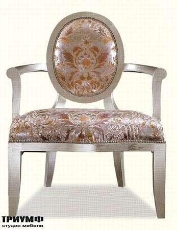 Итальянская мебель Rugiano - Кресло Alina