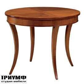 Итальянская мебель Morelato - Стол круглый кол. Biedermeier