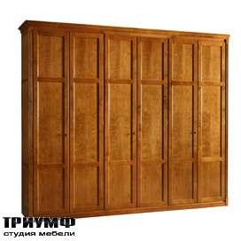 Итальянская мебель Morelato - Шкаф двери с филенкой кол. Direttorio
