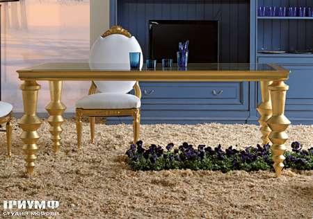 Итальянская мебель Luciano Zonta - Giorno Tavoli стол Screw
