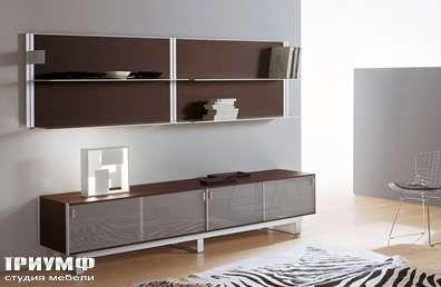 Итальянская мебель Longhi - стенка 400 elementi a