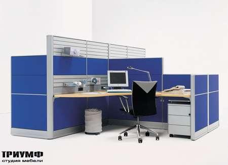 Итальянская мебель Frezza - Рабочее место, крупнее, коллекция Areaplan