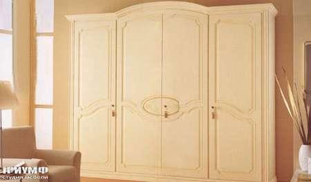 Итальянская мебель Ferretti e Ferretti - Шкаф с орнаментом, коллекция leonardo
