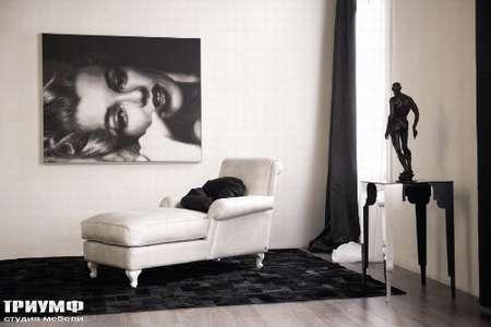 Итальянская мебель Noir Cattelan Italia - Кушетка Myway