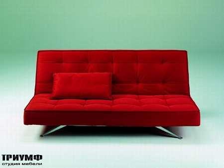 Итальянская мебель Futura - Диван с пуговицами, без подлокотников, Game
