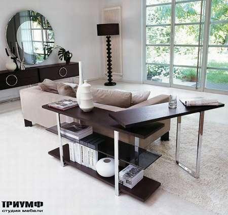 Итальянская мебель Porada - Консоль modus