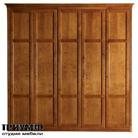 Итальянская мебель Morelato - Шкаф-гардероб 5-ти дверный