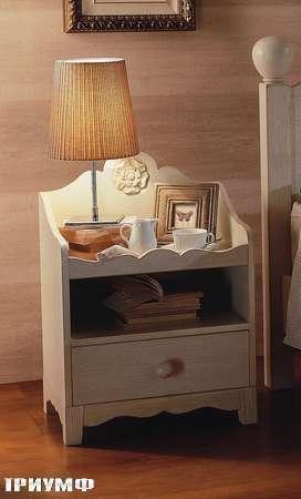 Итальянская мебель De Baggis - Прикроватная тумба RV201